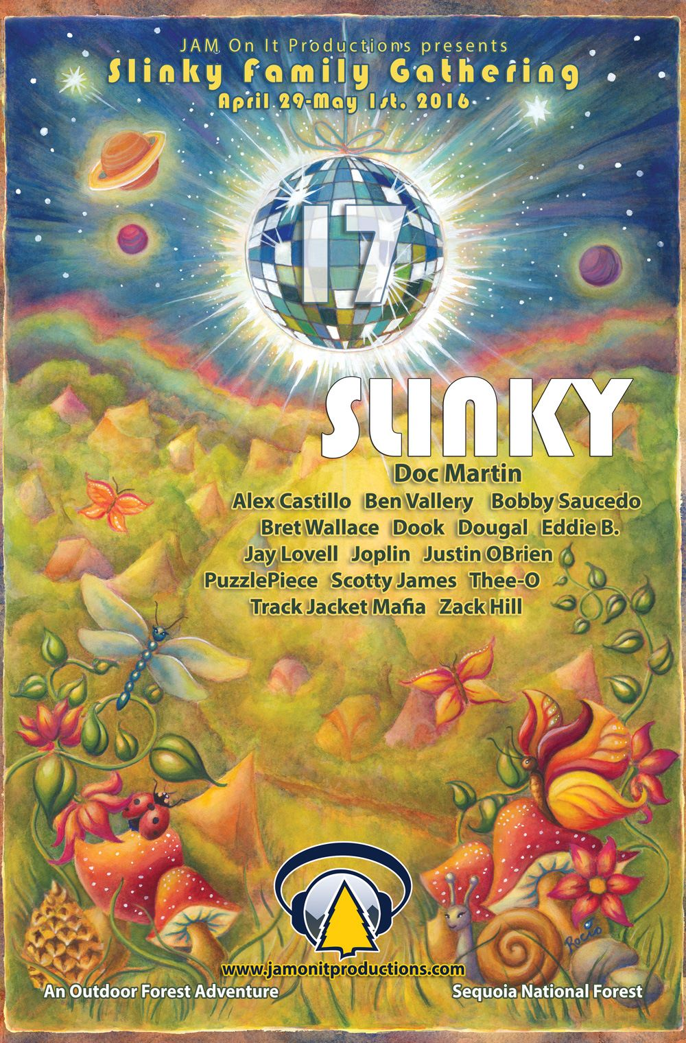 Slinky 17 - Slinky Family Gathering